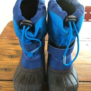 Columbia children's boots, size 11